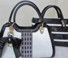 balck and white bags 2